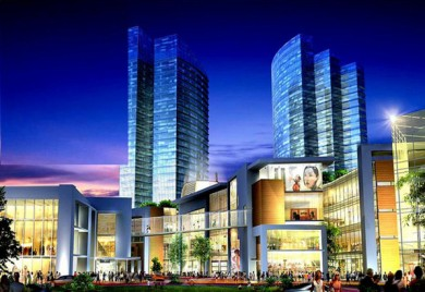 Dự án Gamuda City