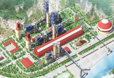 Nhà máy xi măng Xuân Thành