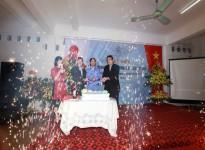 5 years establishment ceremony